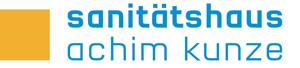 Logo von Sanitätshaus Achim Kunze GmbH